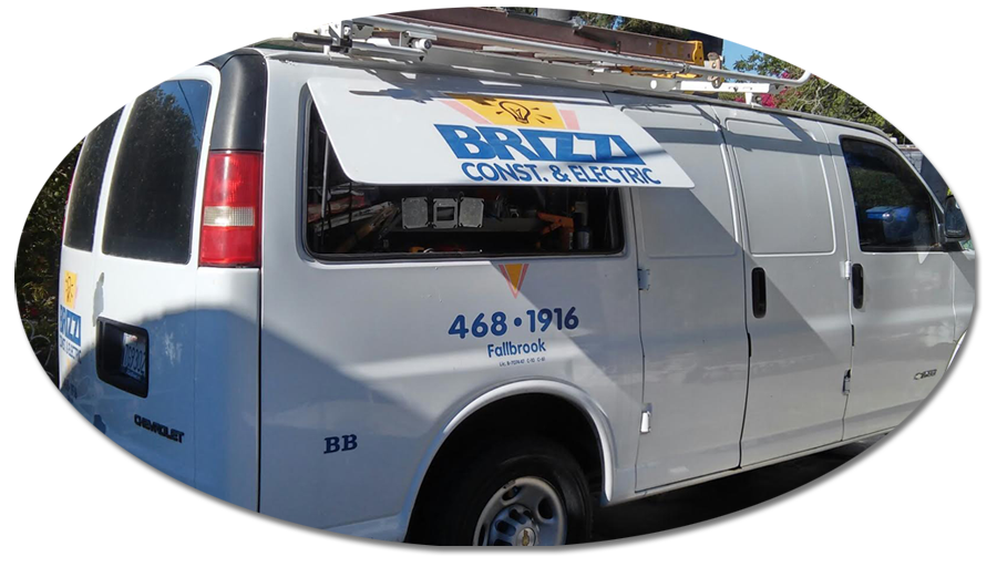 Brizzi Electric Van